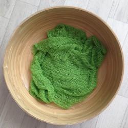 Wrap stretch vert prairie 160x60 Réf.41