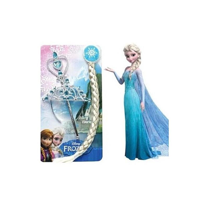 Lot accessoires reine des neiges elsa - Elsa la reine des neiges ...