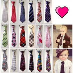 Cravates à motifs enfants