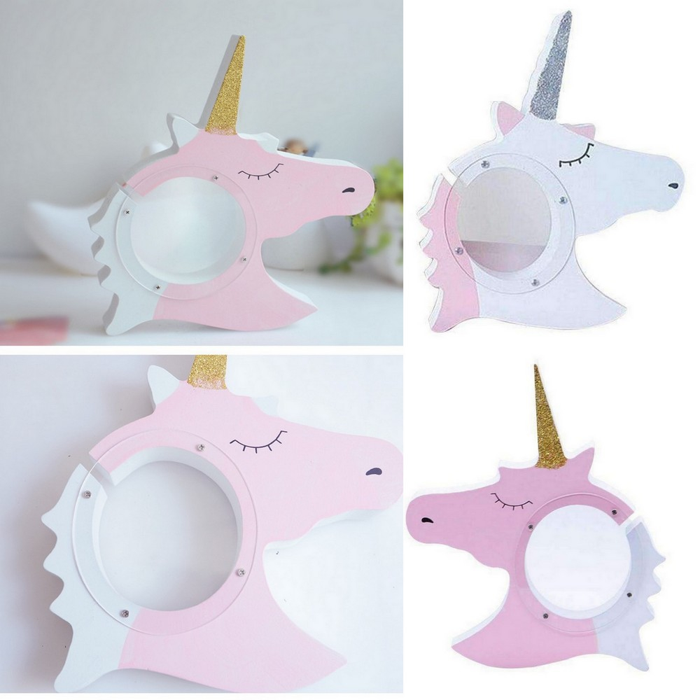 Deco chambre licorne simple decoration chambre rose les for Chambre unicorn