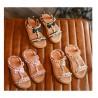 Sandalette perlée taille 21 à 30