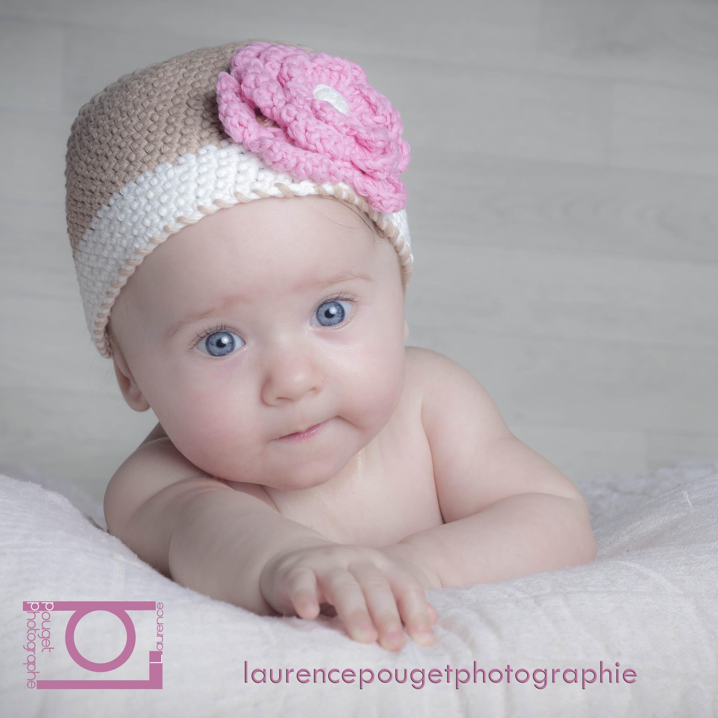 Bonnet en laine bébé faire un bonnet en tricot   Travauxchezvous d4d9e8e3fe7