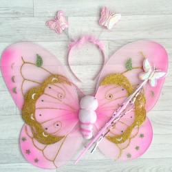 Fée Papillon tacheté, modèle ROSE