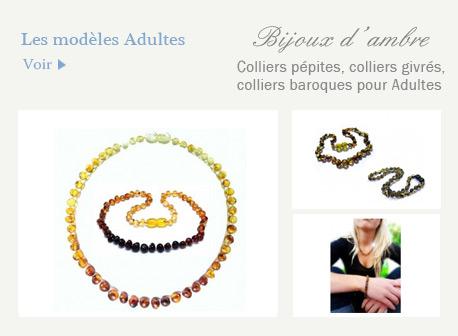 modeles adultes bijoux en ambre