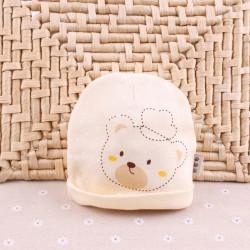 Bonnets nounours 100% coton, Naissance  à 6 mois