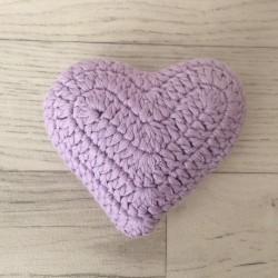Les doudous Coeur, plusieurs colories disponibles
