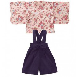 Pyajama, déguisement bébé fille Kimono Japonais
