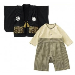 KIMONO, déguisement, tenue intérieur bébé garçon de 0 à 3 ans