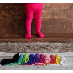 Collants bébés colorés 9 mois à 2 ans
