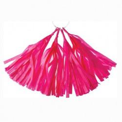 Pompon Tassel fuchsia