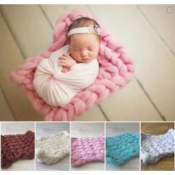 Tapis laine synthètique modèle Tijuana, couleur au choix
