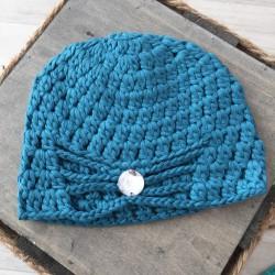 Bonnet Angelique 0/3 mois, couleur au choix