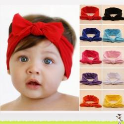 Bandeau lapin oreilles memory forme, couleur au choix