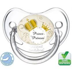Sucette bébé Petit Prince à personnaliser