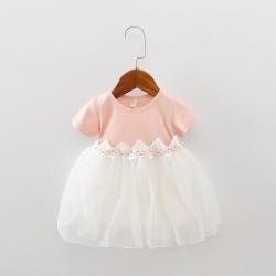 Robe légère en tulle modèle Isabella, 9 mois à 4 ans