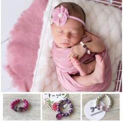 Bracelets baby Glam en Crystal