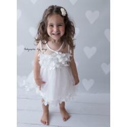 Robe habillée modèle Little Kelly, couleur au choix 9 mois à 6 ans