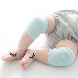 Protèges genoux pour les petits rampeurs
