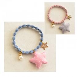 Elastiques étoile