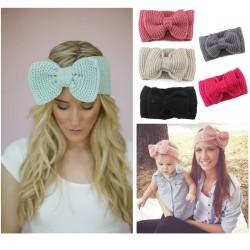 Set de 2 bonnets comme maman - 5 coloris
