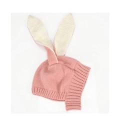 Bonnet cagoule, oreilles de lapin