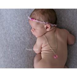 Bracelets de perles nouveaux nés, couleur au choix