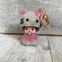 Porte clés accessoire de sac, modèle Mon Chichi Kitty
