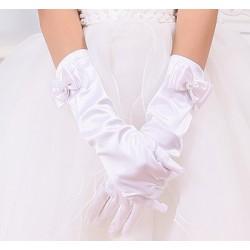 gant long de cérémonie pour enfant