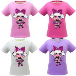 T-shirt poupée noeud
