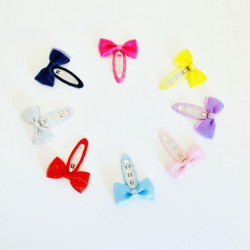 Lot de 2 barrettes clic...