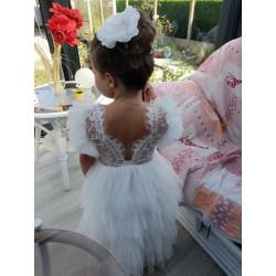 robe Romy 6 mois à 12 ans cérémonie enfant
