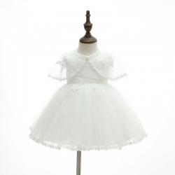 robe baptême savanna 3 mois à 2 ans