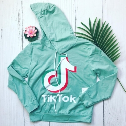 Sweat à capuche Tik Tok...