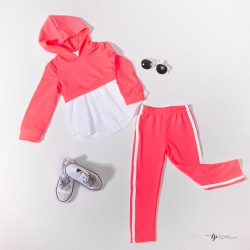 Ensemble sport chic 2...