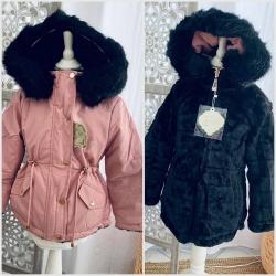 Manteau 2 en 1 réversible...