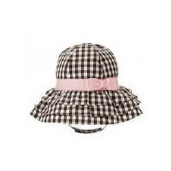 Chapeaux été Vichy 0 à 5 ans