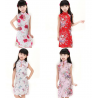 Robe chinoise déguisement tenue enfant,bébé 0 à 12 ans