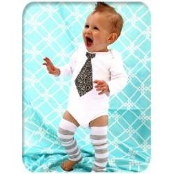 Body trompe l'oeil garçon 6 mois à 2 ans
