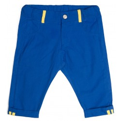 """Pantalon chino """"Petit mec"""" thème Cap Horn"""