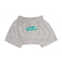 "Short inspiration sarouel ""Tombeur"", thème POOL PARTY"