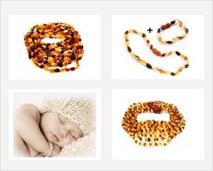 Nos bijoux en ambre