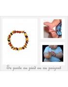 Bracelet en Ambre pour bébé au meilleur prix du net