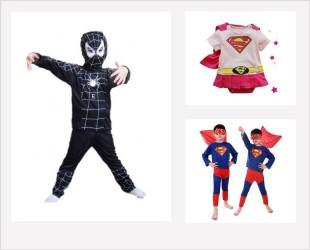 déguisements super héros