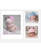 Accessoire séances photos: bonnets laine
