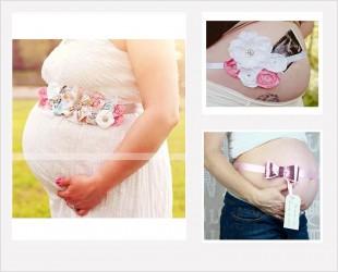 Ceintures grossesse/maternité