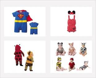 Idées déguisement :  bébé -  fille - garçon