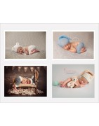 Tenues bébé pour séances photos