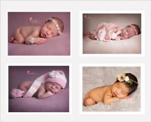 Accessoires photos nouveaux-nés