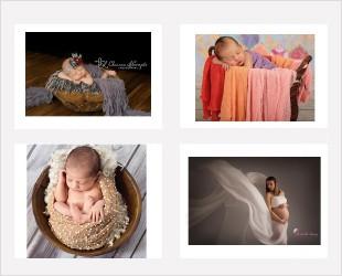 Accessoires et tenues pour photo pro bébé enfants