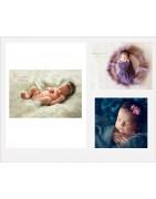 accessoires de photographie nouveaux nés